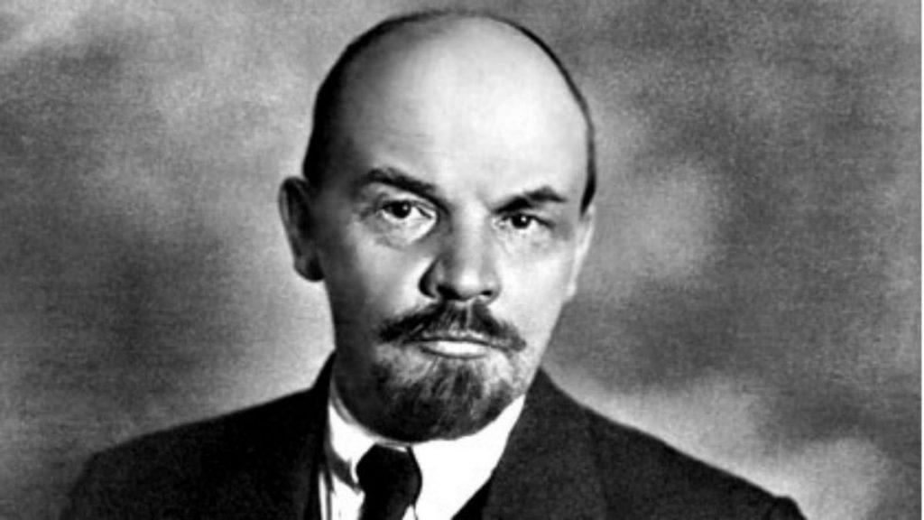 Un comunista admirador de Lenin