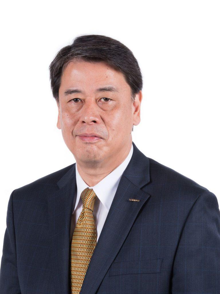 Makoto Uchida nissan