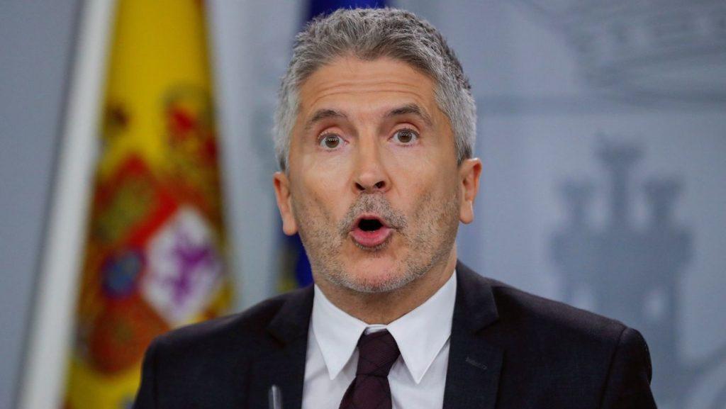 Marlaska, el señor Lobo de Pedro Sánchez