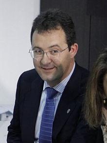 Alcalde de Leganés en 2012 Jesús gómez Ruiz