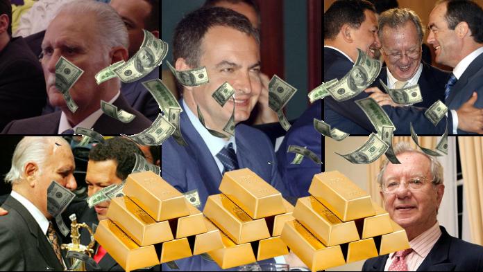 La trama Morodo y el miedo de Zapatero