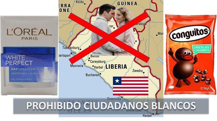 Los Blancos no pueden ser ciudadanos en Liberia