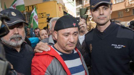Andrés Bódalo en prisión