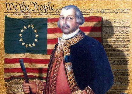 Bernardo de Gálvez, héroe de la independencia de EEUU