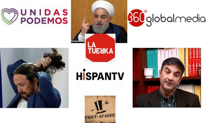 Pablo Iglesias y Mahmoud Alizadeh Azimi amigos para siempre