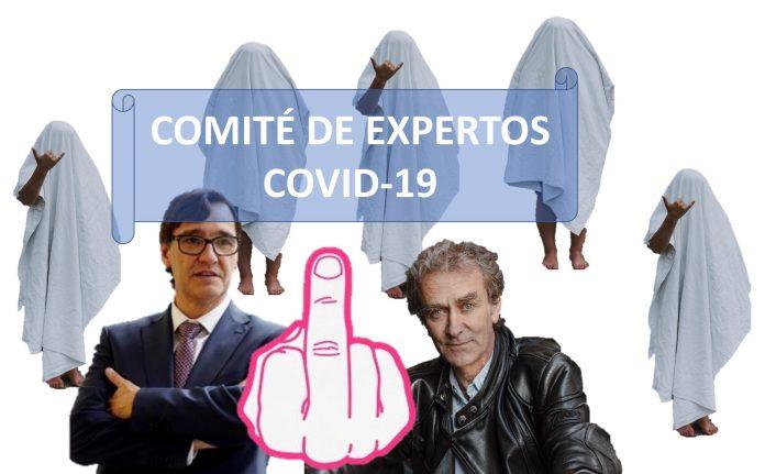 comité de expertos covid