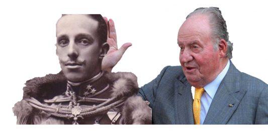 Alfonso y Juan Carlos; Borbón y Borbón