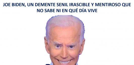 Joe Biden está siendo ocultado en la campaña