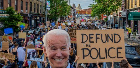 Joe Biden no es la esperanza para unos EEUU tomados por la extrema izquierda