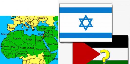 La bendición de Israel y el invento del pueblo palestino