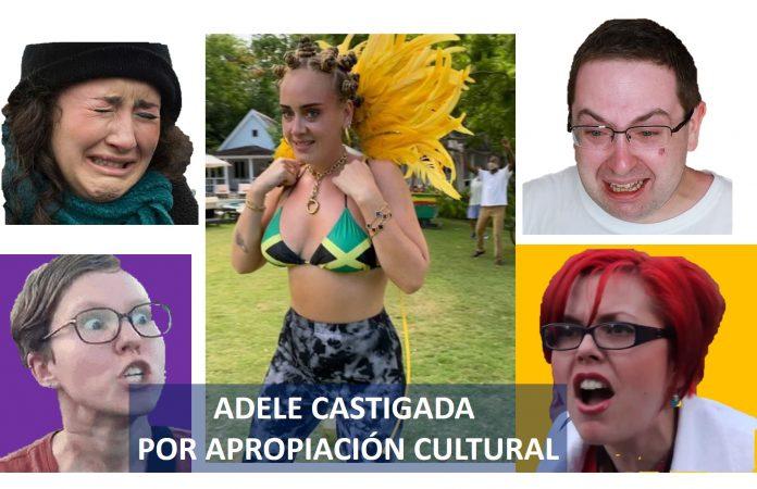 La cantante Adele castigada por los justicieros sociales por apropiación cultural