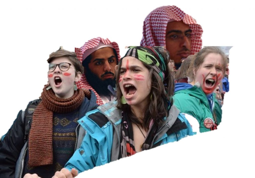 La cultura de la cancelación versión islam y versión progre