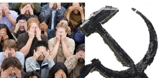 La izquierda racista idiotizante