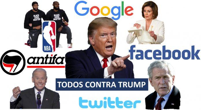 Todos Contra Trump
