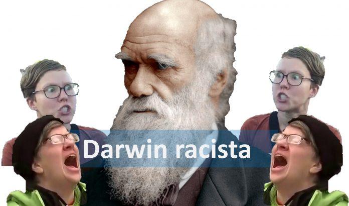 Darwin racista según la dictadura del proletariado