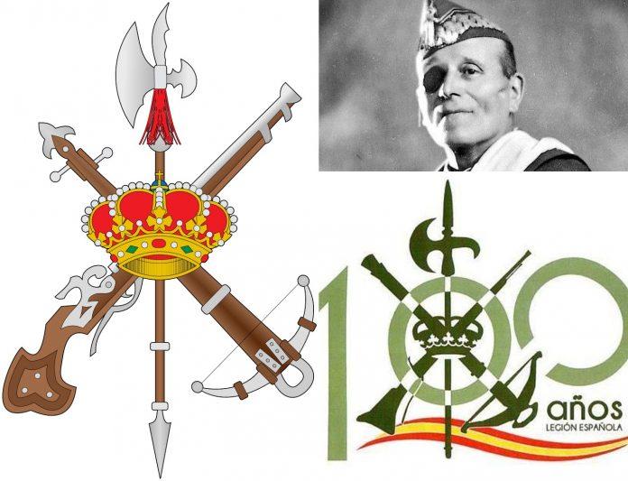 100 años de La Legión Española