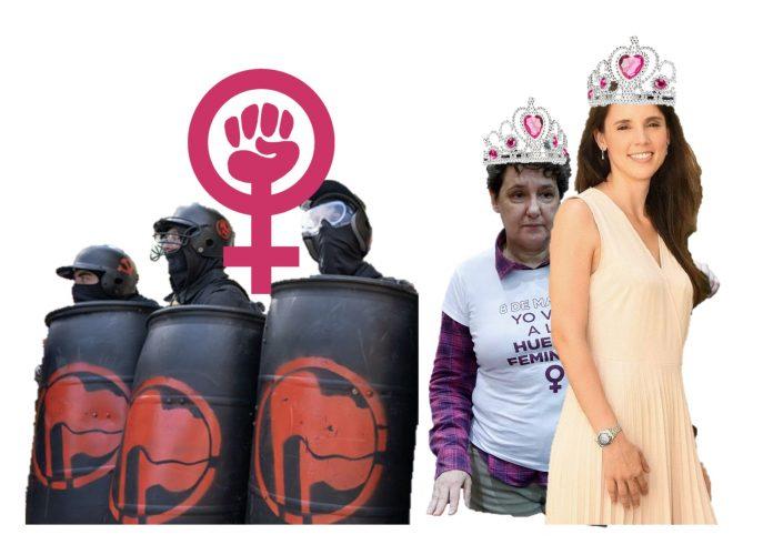 Gangsterismo feminista de la mano de Dolores Gimeno e Irene Montero