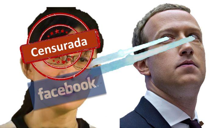 La Doctora Li-Meng Censurada por Facebook