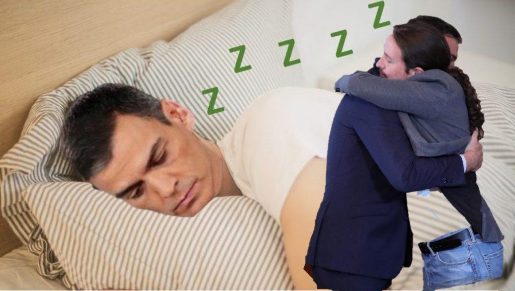 No podía dormir con Pablo Iglesias en el Consejo de Ministros