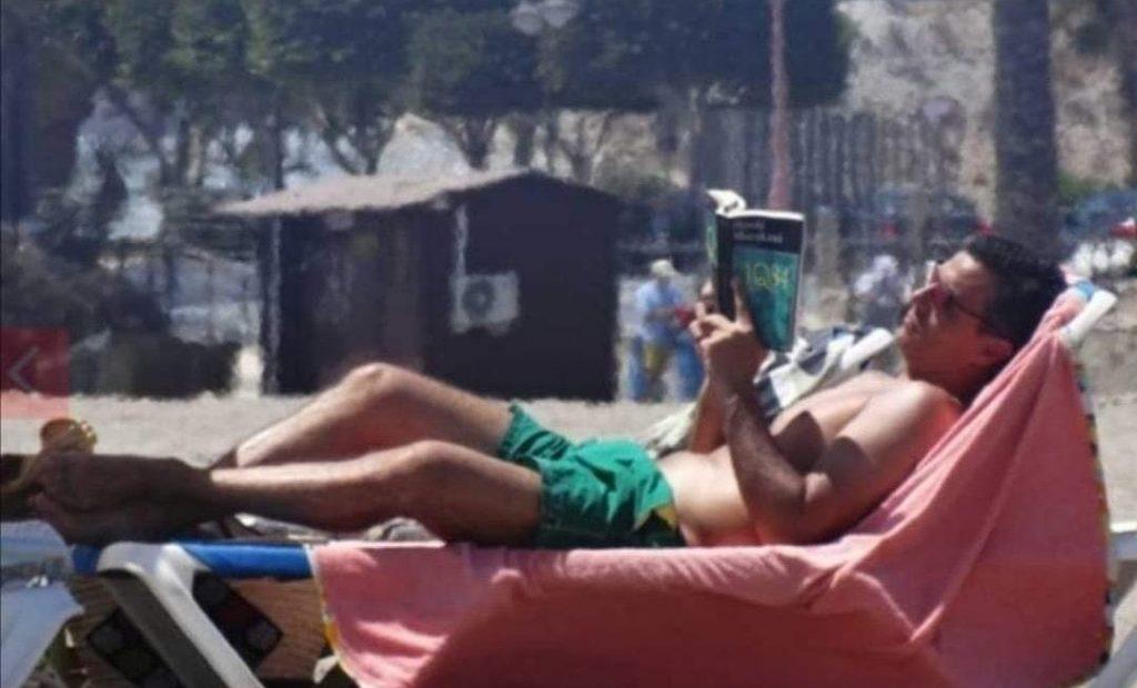 Pedro Sánchez de Vacaciones