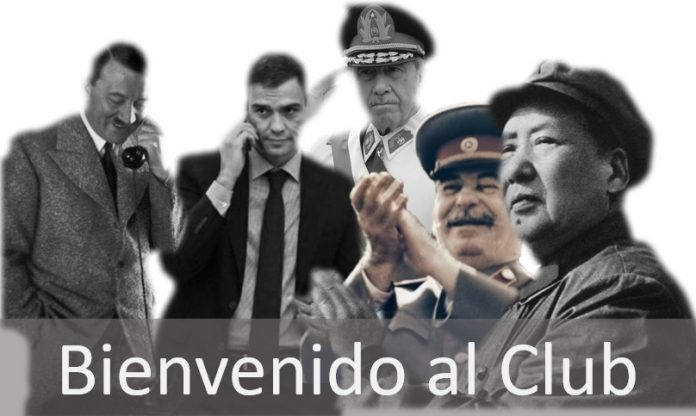 Pedro Sánchez. la forja de un dictador