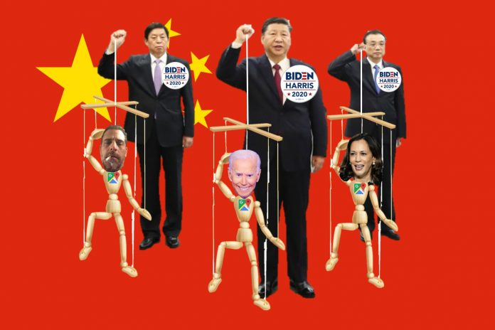 Biden is Chinese Communist Party best bet since the Mao Revolution
