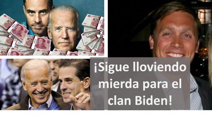 El Clan Biden ayudando a China a logr