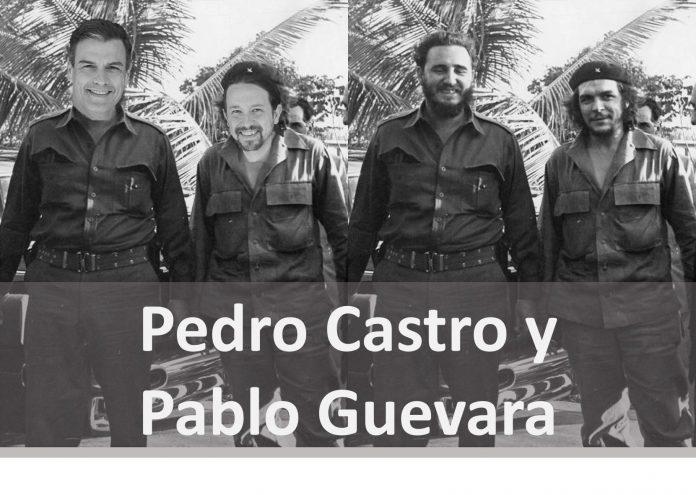 Pedro Castro y Pablo Guevara