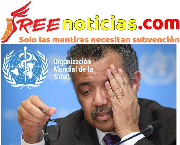 Tedros y la OMS se rinden a Freenoticias