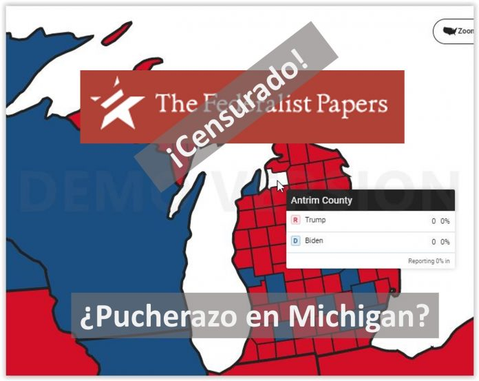 Pucherazo en Michigan