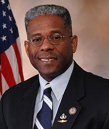 Allen West, presidente del Partido Republicano de Texas