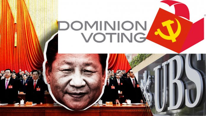 Dominion Voting Systems habría sido comprado por China