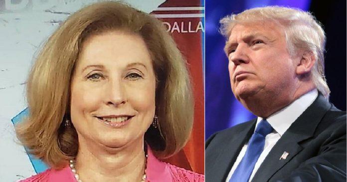 Sidney Powell y Donald Trump