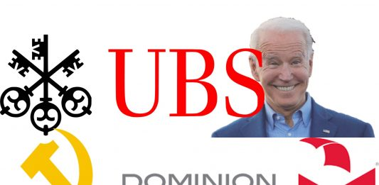 UBS y Dominion Voting Systems. La trama china del fraude