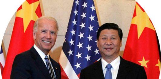 Xi Jinping, el jefe de Joe Biden