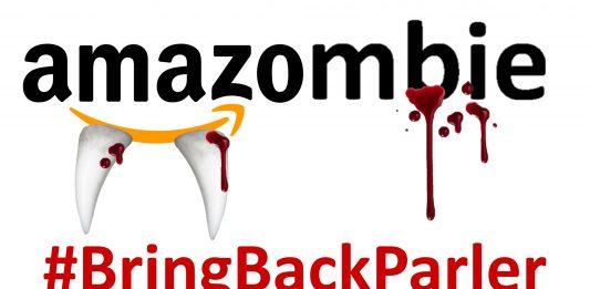 #BringBackParler Demos un toque a Amazon