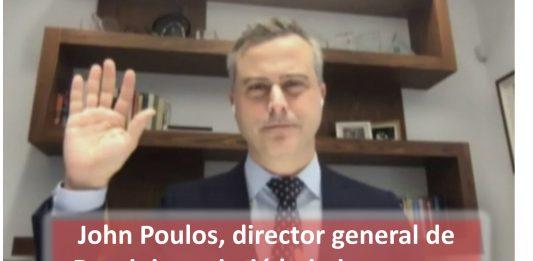 John Poulos, director general de Dominion mintió bajo juramento