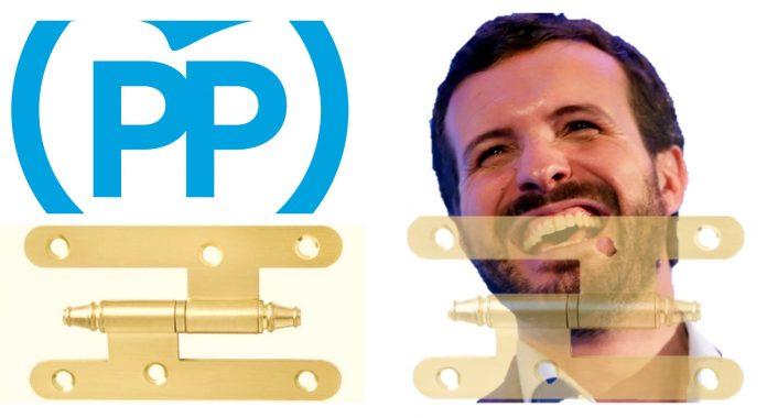 El PP el Partido Bisagra