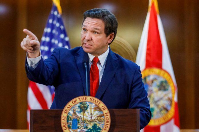 Ron de Santis, Gobernador de Florida