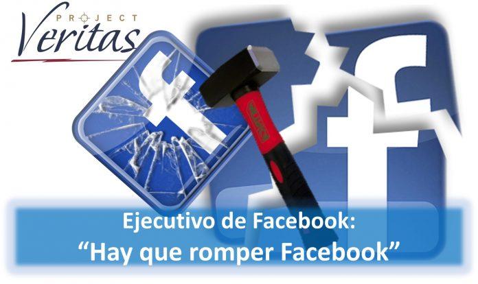 Hay que romper Facebook