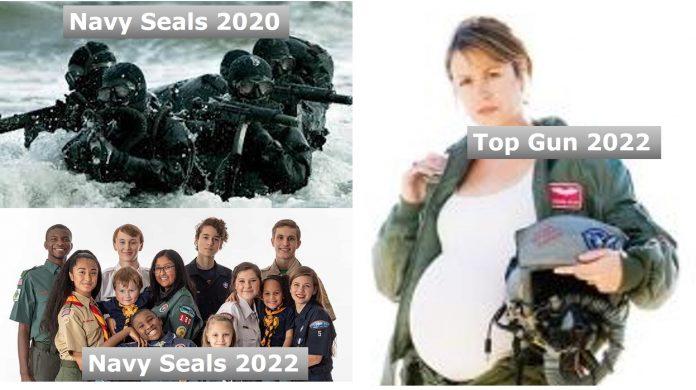 Ejército EE.UU. Trajes de vuelo para pilotos embarazadas y jefe de diversidad de operaciones especiales