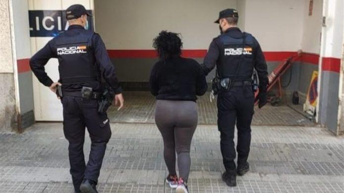 En libertad con cargos la mujer dominicana tras intento de homicidio en Palma de Mallorca