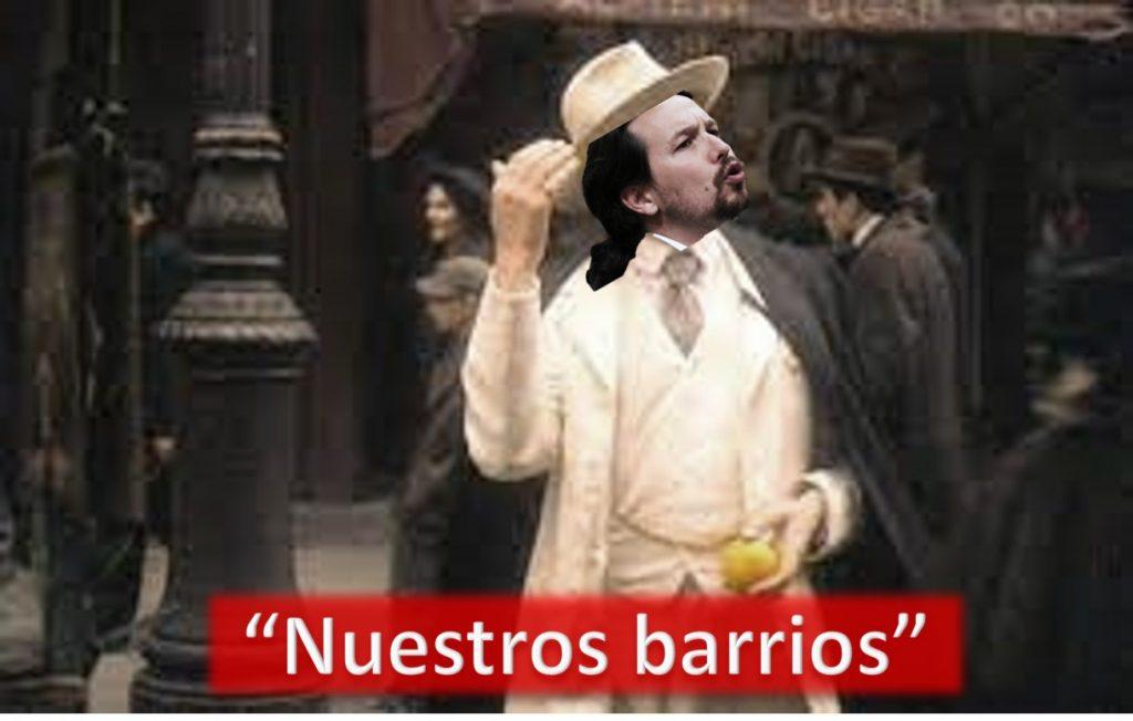 Nuestros Barrios. Don Fanucci Iglesias