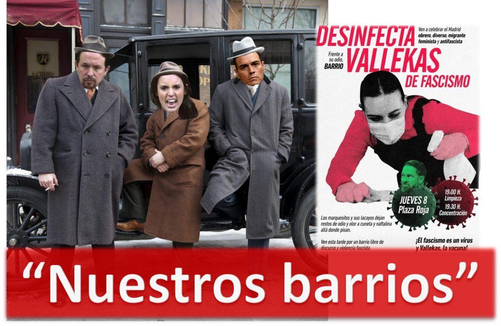 Nuestros Barrios. La famiglia