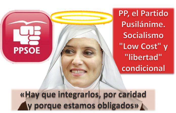 PP, el Partido Pusilánime. Socialismo Low Cost y libertad condicional