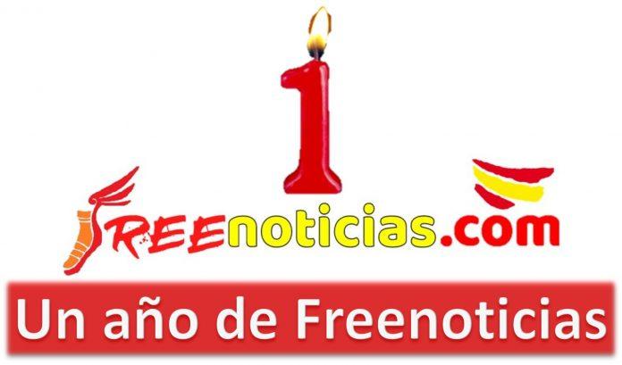 Un año de freenoticias