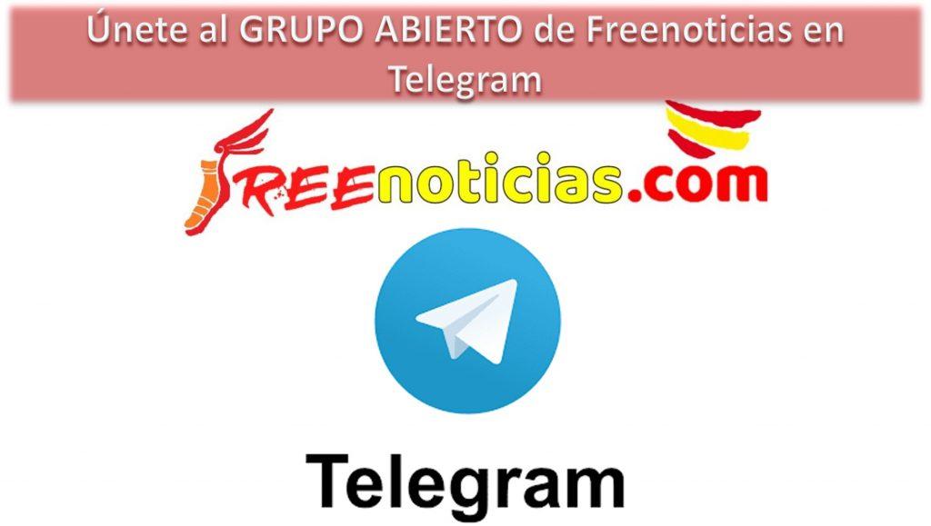 Únete al Grupo de Freenoticias en Telegram