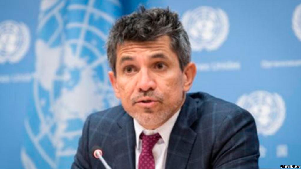 Víctor Madrigal el comisario de la ONU para implantar la ideología de género a escala mundial