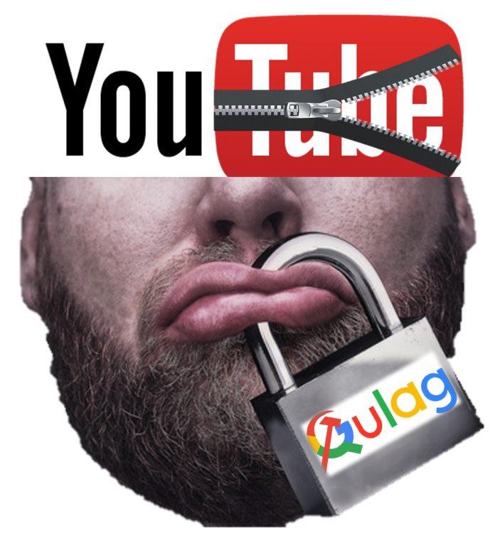 YouTube la televisión del Gulag de Google