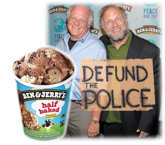 Ben and Jerry los heladeros justicieros